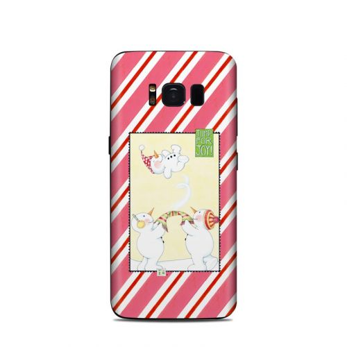 Jump for Joy Samsung Galaxy S8 Skin