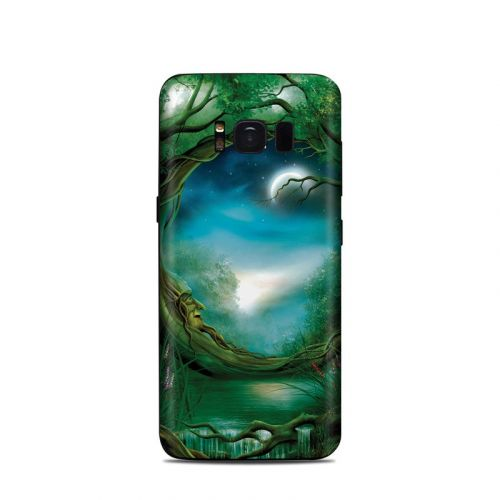Moon Tree Samsung Galaxy S8 Skin