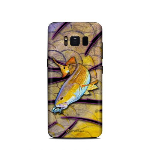 Red Fish Samsung Galaxy S8 Skin