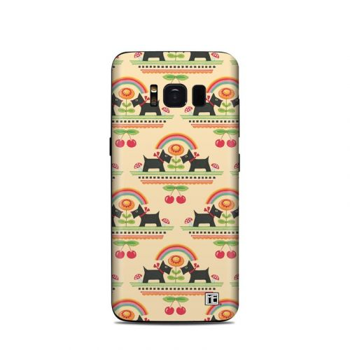 Scotties Samsung Galaxy S8 Skin