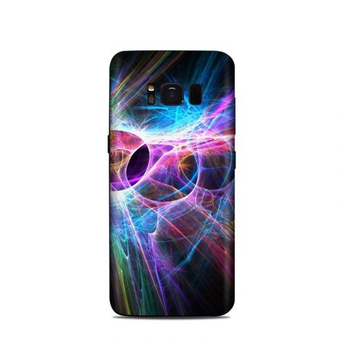 Static Discharge Samsung Galaxy S8 Skin