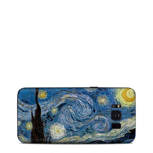 Starry Night Samsung Galaxy S8 Skin