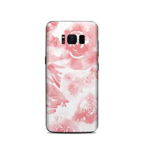 Washed Out Rose Samsung Galaxy S8 Skin
