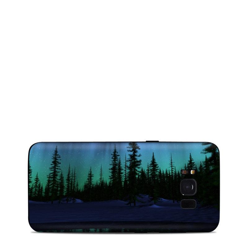 Aurora Samsung Galaxy S8 Skin