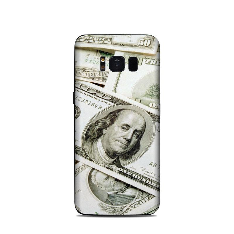 Benjamins Samsung Galaxy S8 Skin