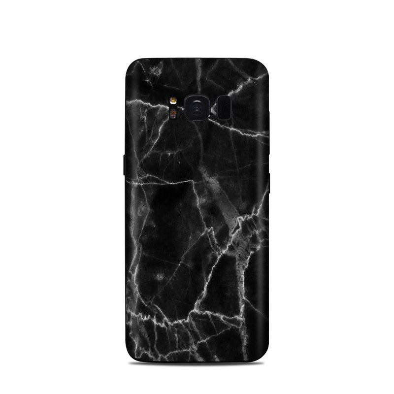 Samsung Galaxy S8 Skin design of Black, White, Nature, Black-and-white, Monochrome photography, Branch, Atmosphere, Atmospheric phenomenon, Tree, Sky with black, white colors