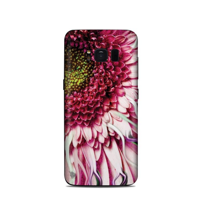 Crazy Daisy Samsung Galaxy S8 Skin