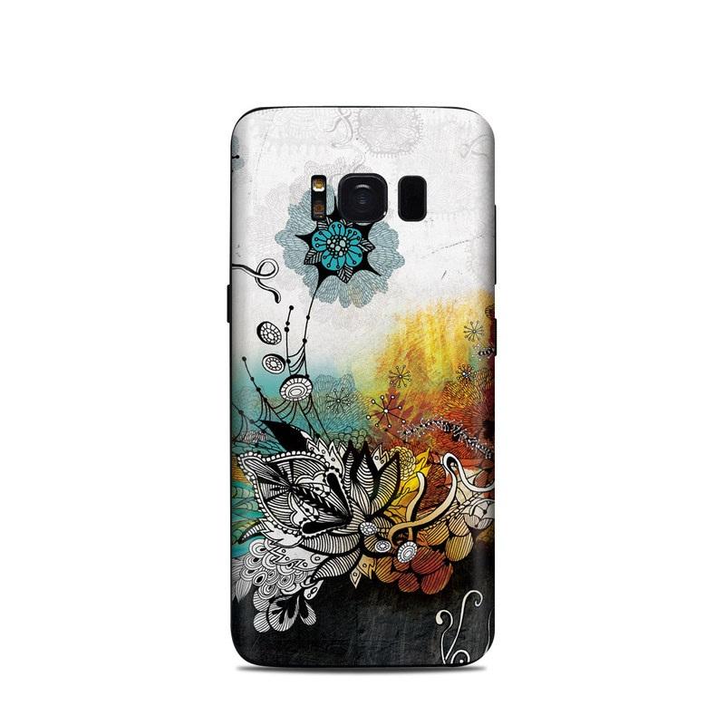 Frozen Dreams Samsung Galaxy S8 Skin