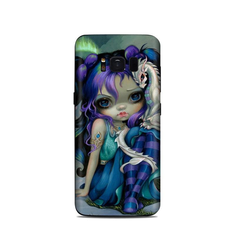 Frost Dragonling Samsung Galaxy S8 Skin