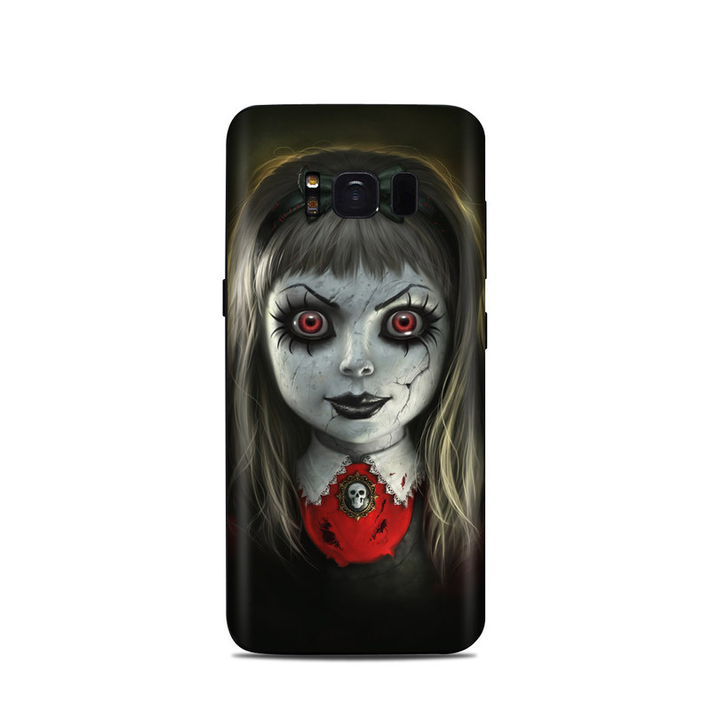 Haunted Doll Samsung Galaxy S8 Skin