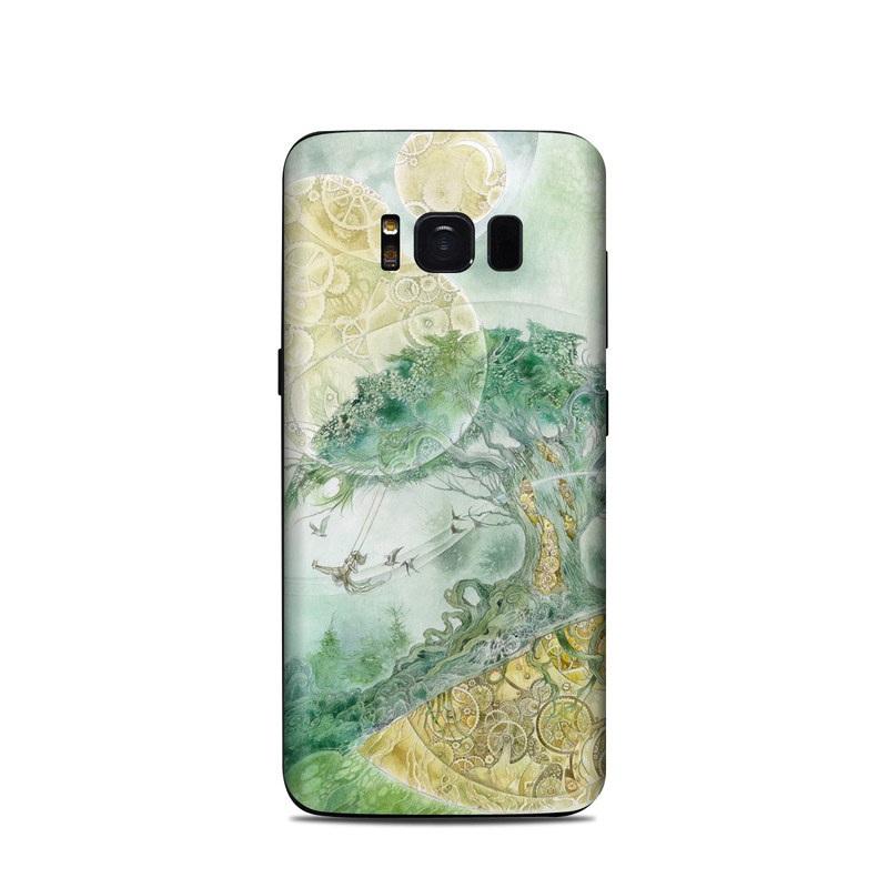 Inner Workings Samsung Galaxy S8 Skin