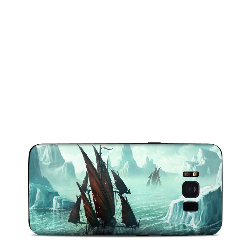 Into the Unknown Samsung Galaxy S8 Skin