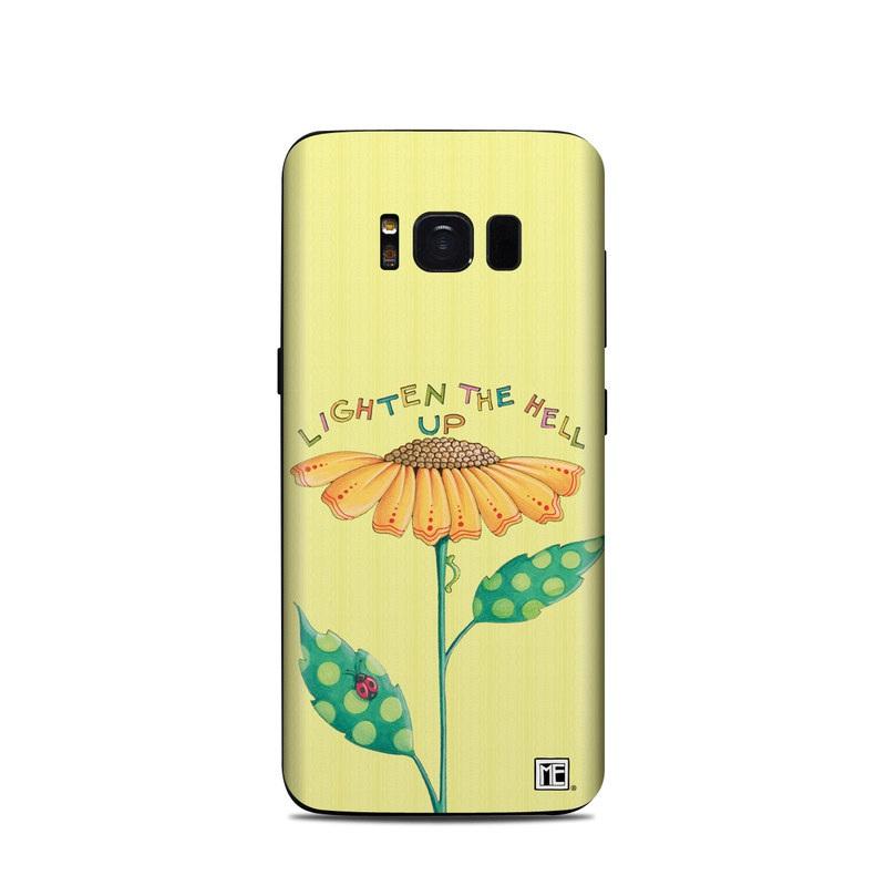 Lighten Up Samsung Galaxy S8 Skin