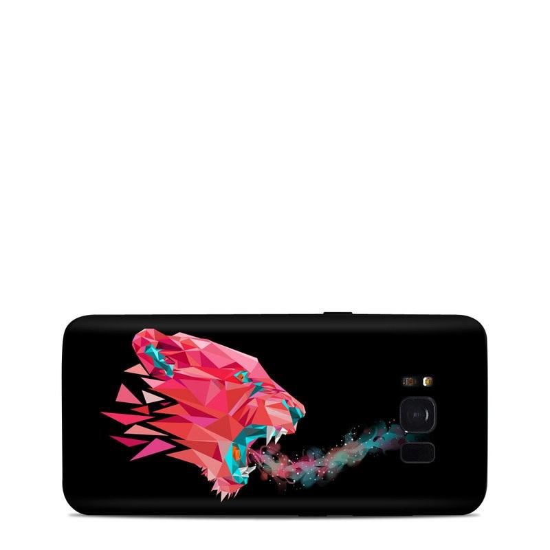 Lions Hate Kale Samsung Galaxy S8 Skin