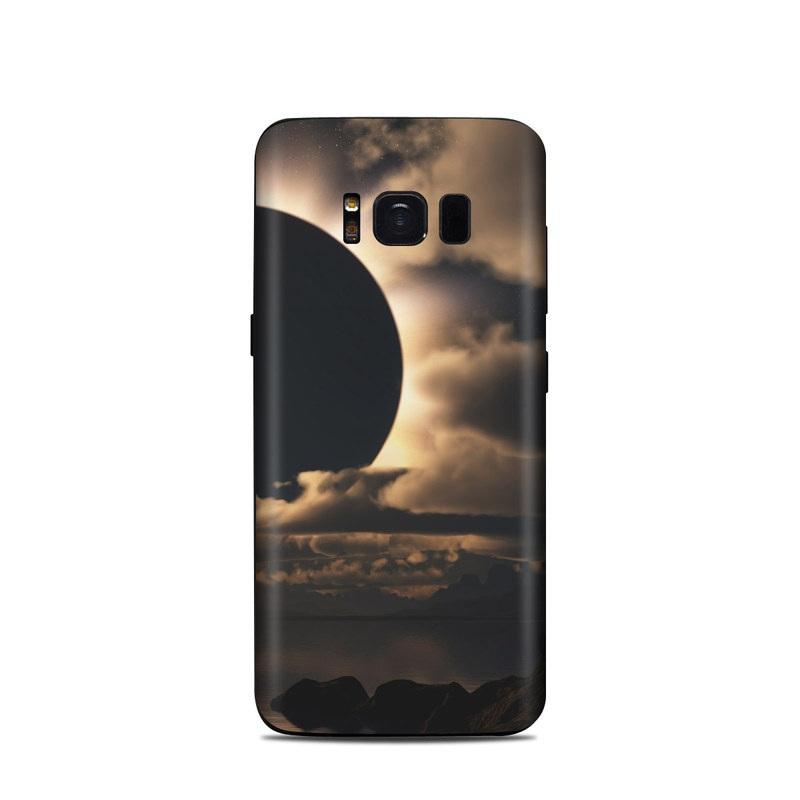 Moon Shadow Samsung Galaxy S8 Skin