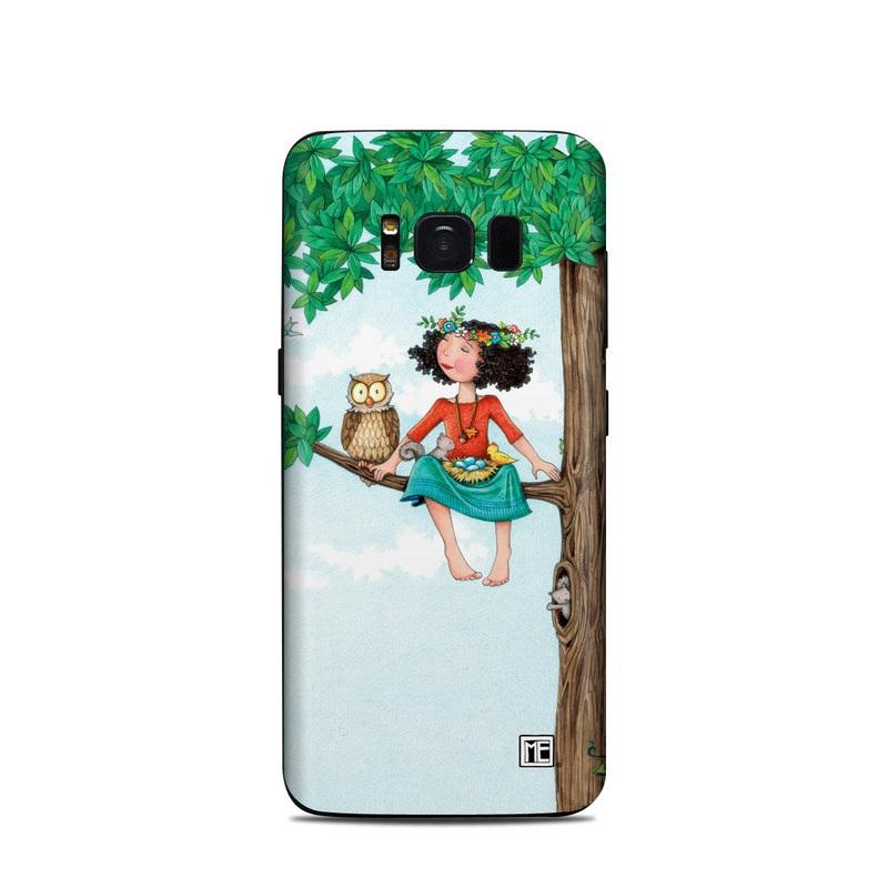 Never Alone Samsung Galaxy S8 Skin