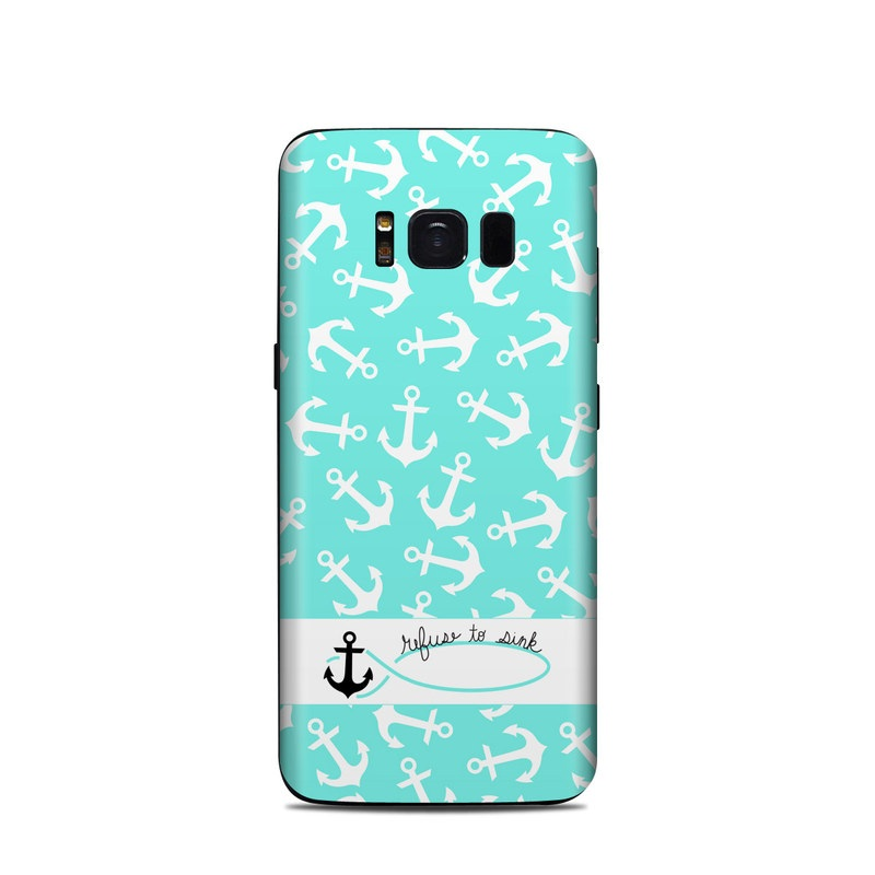 Samsung Galaxy S8 Skin design of Text, Turquoise, Aqua, Font, Teal, Pattern, Line, Design, Illustration with gray, white, blue, green colors