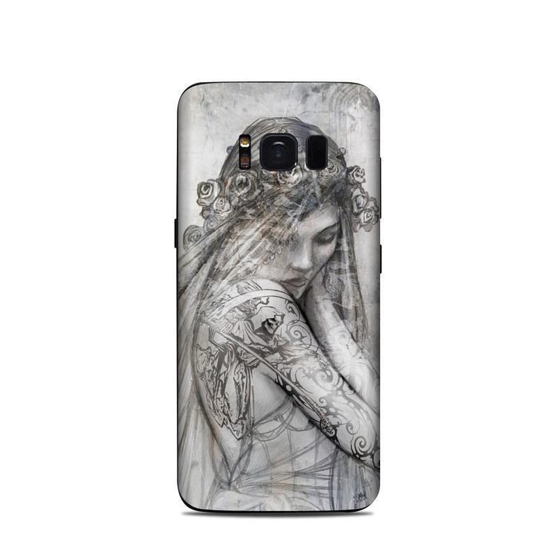 Scythe Bride Samsung Galaxy S8 Skin