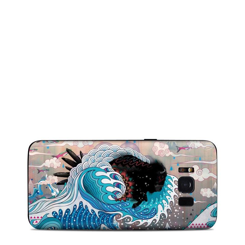 Unstoppabull Samsung Galaxy S8 Skin