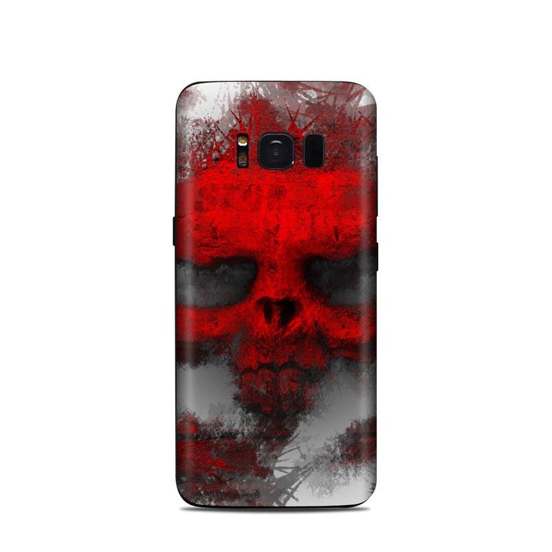 War Light Samsung Galaxy S8 Skin