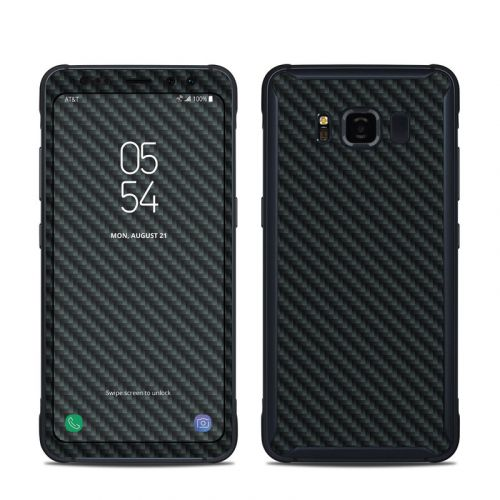 Carbon Samsung Galaxy S8 Active Skin