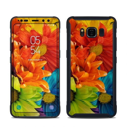 Colours Samsung Galaxy S8 Active Skin