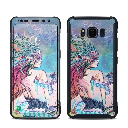Last Mermaid Samsung Galaxy S8 Active Skin