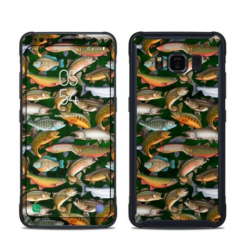 Off The Hook Samsung Galaxy S8 Active Skin