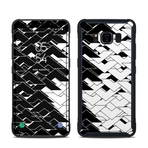 Real Slow Samsung Galaxy S8 Active Skin