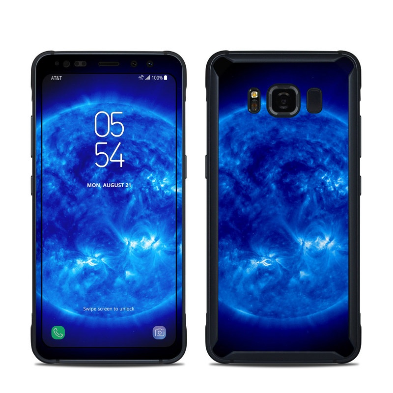 Blue Giant Samsung Galaxy S8 Active Skin