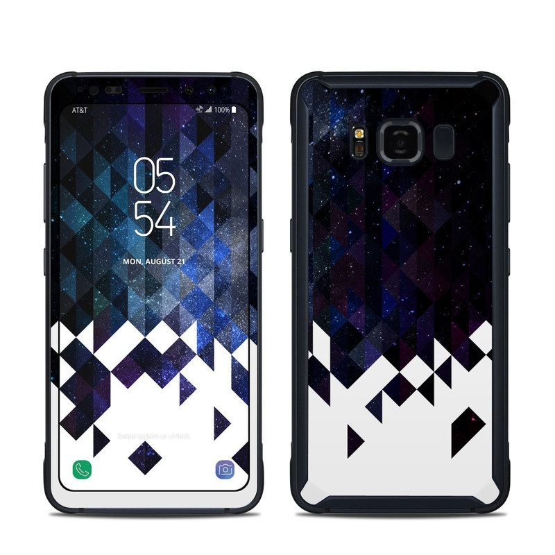 Collapse Samsung Galaxy S8 Active Skin