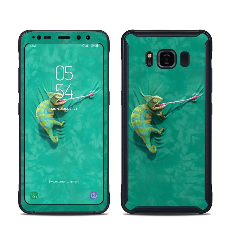 Iguana Samsung Galaxy S8 Active Skin