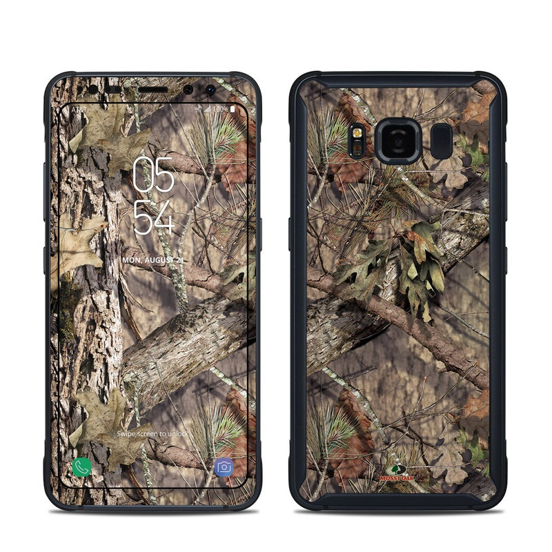 Break-Up Country Samsung Galaxy S8 Active Skin