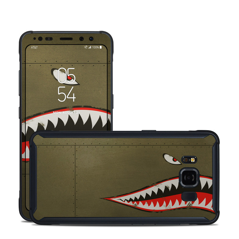 USAF Shark Samsung Galaxy S8 Active Skin