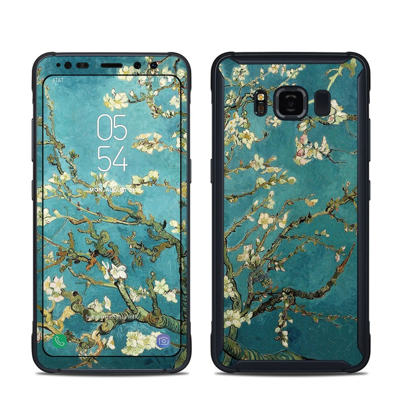 Blossoming Almond Tree Samsung Galaxy S8 Active Skin