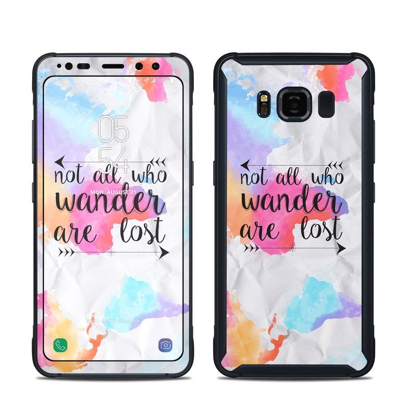 Wander Samsung Galaxy S8 Active Skin