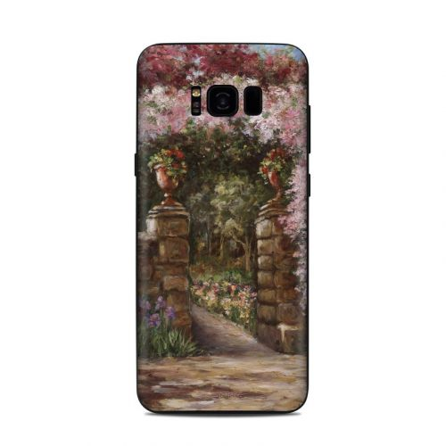 Gate At Alta Villa Samsung Galaxy S8 Plus Skin