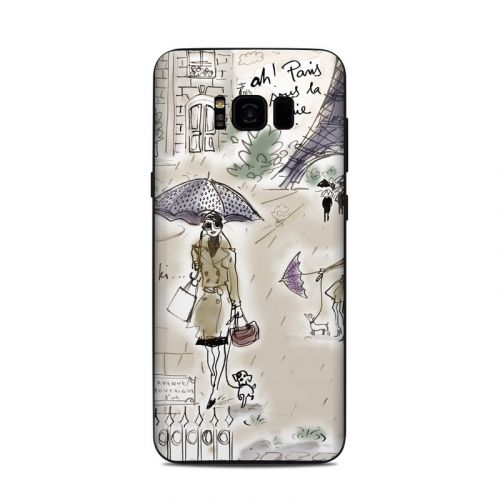 Ah Paris Samsung Galaxy S8 Plus Skin