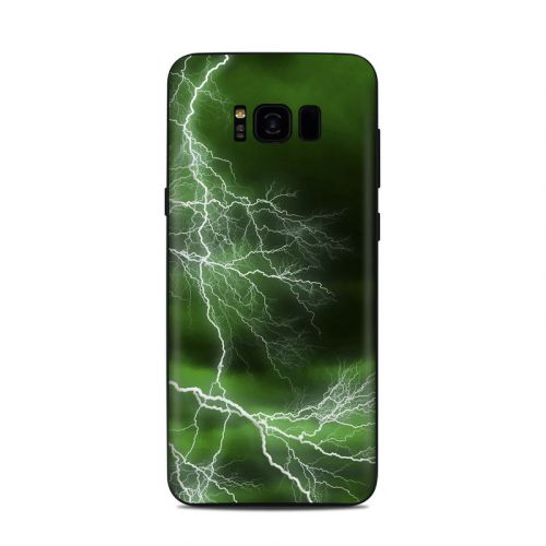 Apocalypse Green Samsung Galaxy S8 Plus Skin