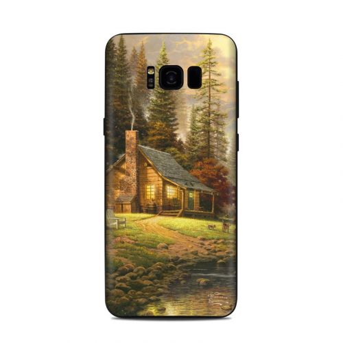 A Peaceful Retreat Samsung Galaxy S8 Plus Skin