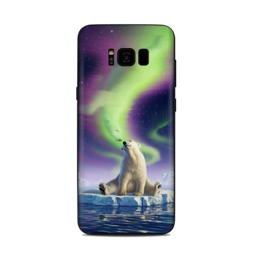 Arctic Kiss Samsung Galaxy S8 Plus Skin