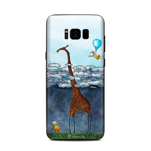 Above The Clouds Samsung Galaxy S8 Plus Skin