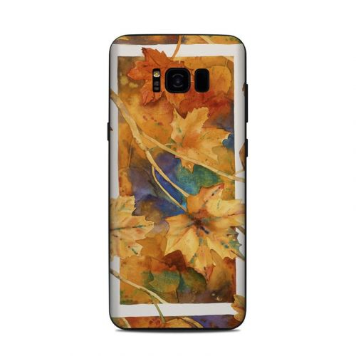 Autumn Days Samsung Galaxy S8 Plus Skin