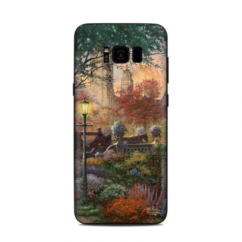 Autumn in New York Samsung Galaxy S8 Plus Skin