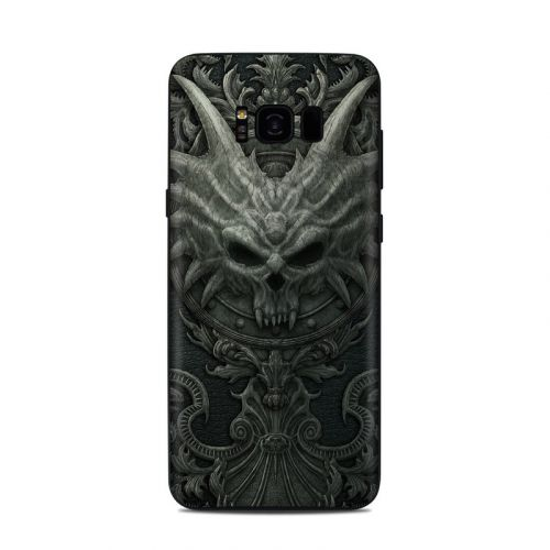Black Book Samsung Galaxy S8 Plus Skin
