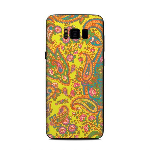 Bombay Chartreuse Samsung Galaxy S8 Plus Skin
