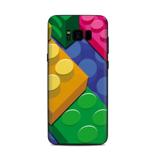 Bricks Samsung Galaxy S8 Plus Skin