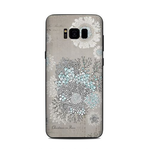 Christmas In Paris Samsung Galaxy S8 Plus Skin