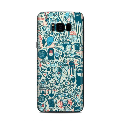Committee Samsung Galaxy S8 Plus Skin