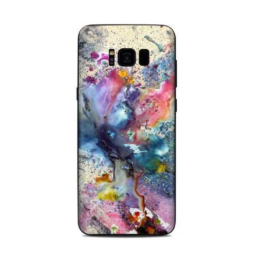 Cosmic Flower Samsung Galaxy S8 Plus Skin
